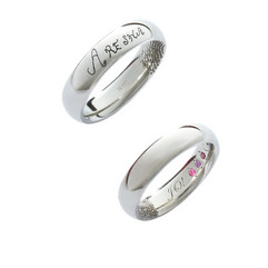 Custom Forever with You Band Ring