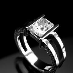 Josanne Mark custom made ring