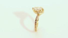 Josanne mark custom ring