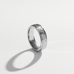 Customized Forever with You Ring