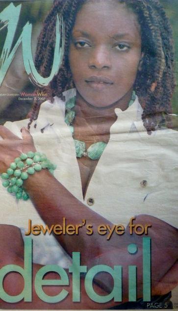 josanne mark,designer,press,trinidad gua