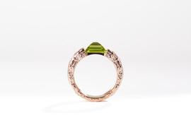 Custom Chakra Energizing Ring