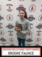 2020 RIYBA GIRLS 6TH GRADE 3-POINT CHAMP