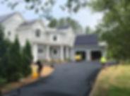 Driveway paving in Ashburn, VA