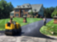 Driveway paving in Gainesville, VA