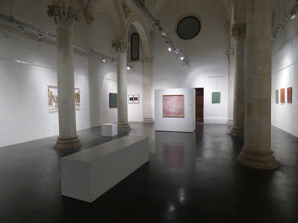 Espace d'Art Chabrillan Montélimar Marie Salomé Artiste plasticienne
