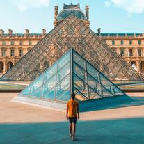 Les chefs d'œuvre du musée du Louvre