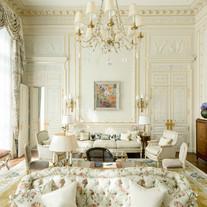 Une visite exclusive dans un Palace Parisien