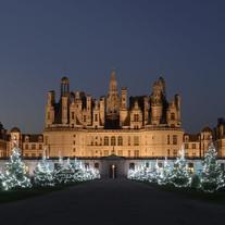 Fêter Noël dans un château