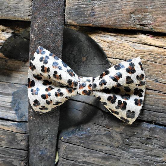 'Sexy Beast' Bow Tie - Leopard
