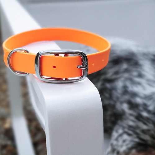'Activewear' Collar in Peach