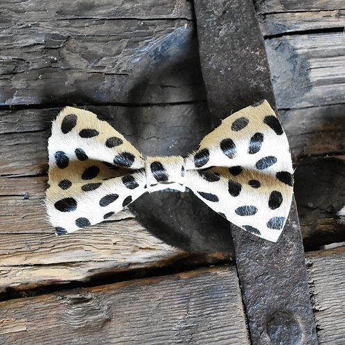 'Sexy Beast' Bow Tie - Cheetah