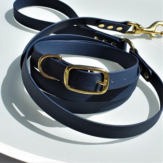 'Activewear' Collar in Kerosene
