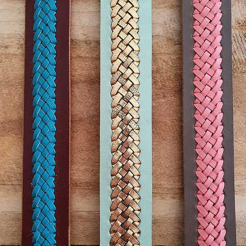 Add 'So Fancy' Plaited Handle to your Convertible Leash