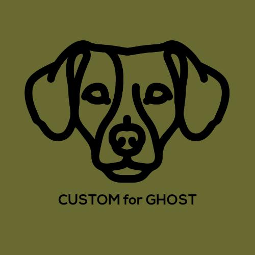 Custom order for GHOST