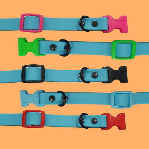 'Activewear' Small Puppy / Large Pussy Cat Collar