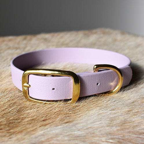 'Activewear' Collar in Lilac