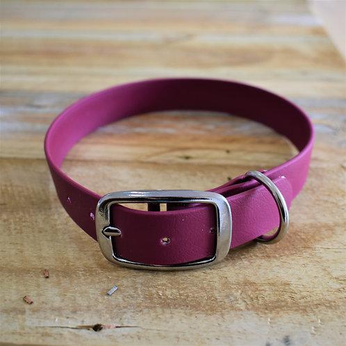'Activewear' Collar in Plum