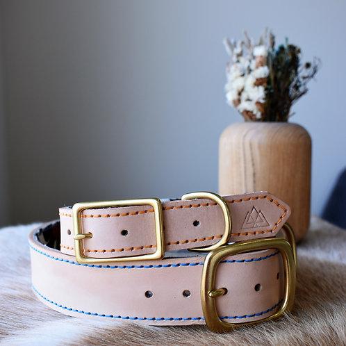 'Sexy Beast' Leather Collar