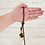 Thumbnail: Tracking + Scent Work Long Line - Round Leather Cord