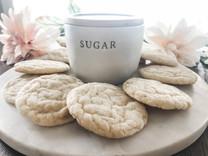 kate's chewy sugar cookies