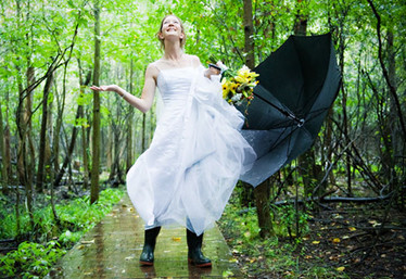 """It's like rain, on your wedding day..."""