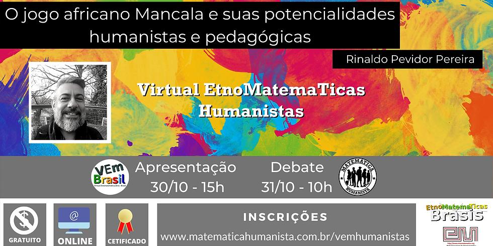 VEm Humanistas - dias 30/10 e 31/10
