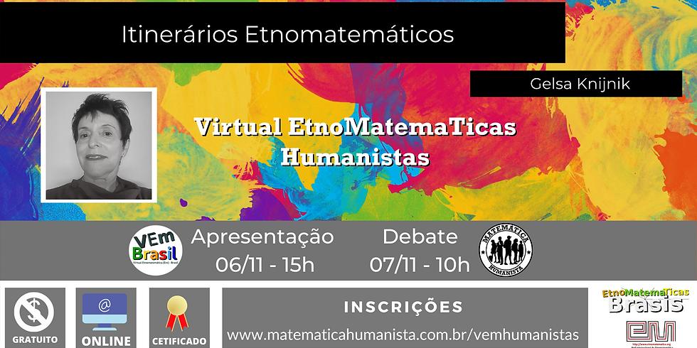 VEm Humanistas - dias 6/11 e 7/11