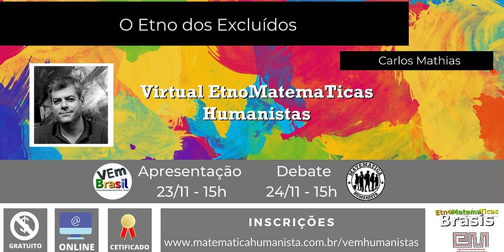 VEm Humanistas - dias 23/11 e 24/11