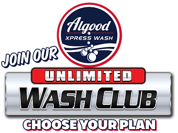 Join The Algood Express Wash Unlimted Wash Club Today!