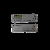 Gate Aluminium C E Nameplates