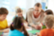 female tutor in small group (for web).jp