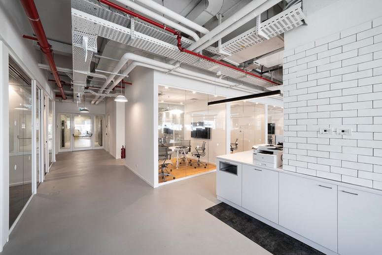 חדרי משרדים