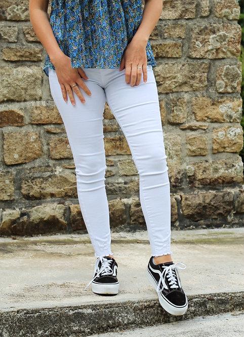 Jeans RYU - Blanc