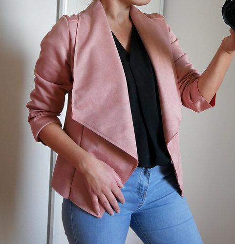 Veste GRAVITY - Rose - Fabriquée en France