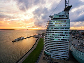 Atlantic Hotel Sail City Bremerhaven 1.j
