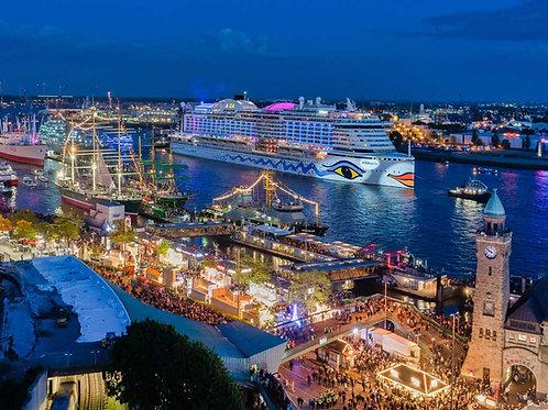 """Hamburg """"Hafengeburtstag"""" 07.05.2022"""