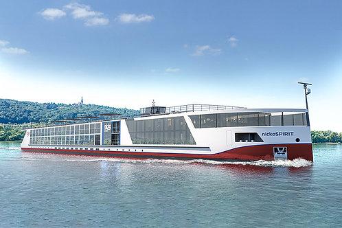 Nicko Cruises Adventszeit am Rhein 05. - 08.12.2021