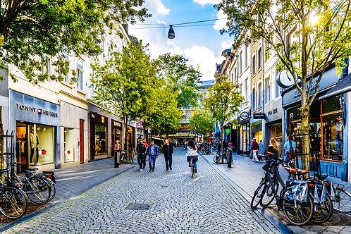 Aachen & Maastricht 23.-25.04.2021