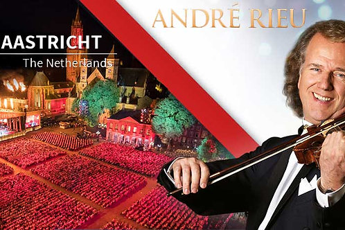 André Rieu in Maastricht 16.-18.07.2022