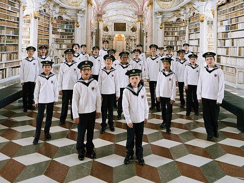 Wiener Sängerknaben Oberndorf 23.-26.11.2021