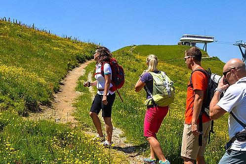 Wandern & Wellness in den Salzburger Bergen 04.06.-11.06.2022