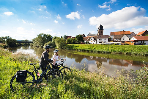 Weser-Radweg 4. Etappe 03.07.2021