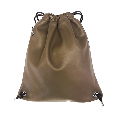BASICO Backpack BROWN SMALL
