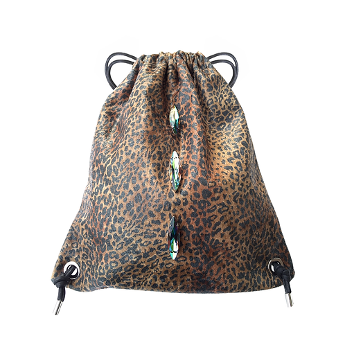 LEO Backpack SMALL CRYSTALS