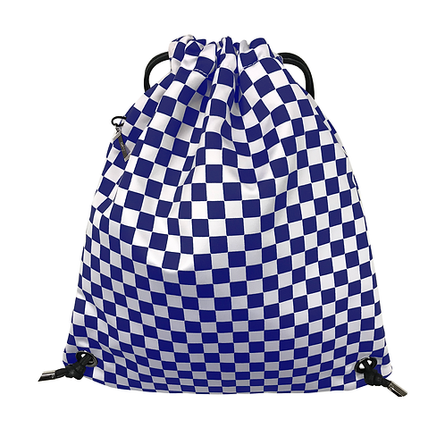 DAMA Backpack blue small