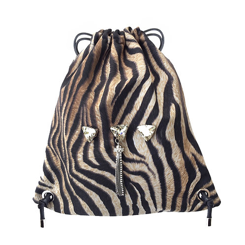 TIGER CHIC Backpack small