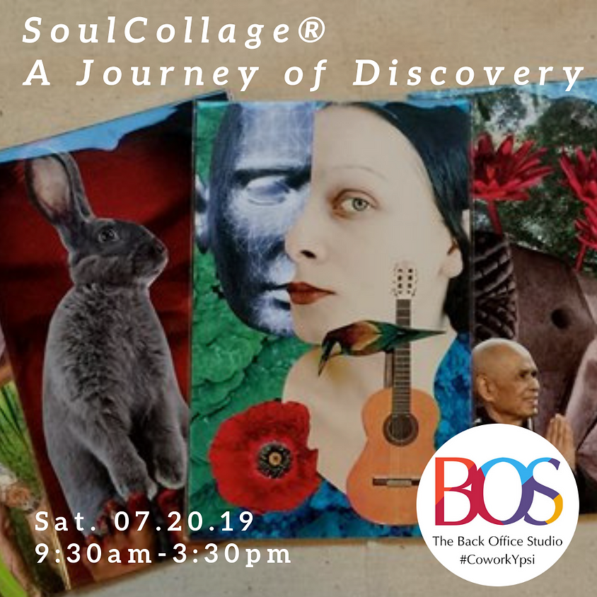 SoulCollage®:  A Journey of Discovery with Laura Seligman
