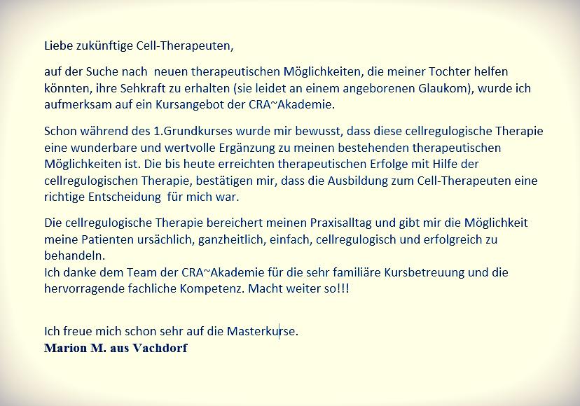 Marion M. aus Vachdorf