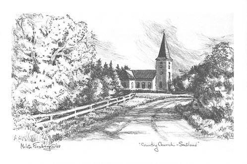Country Church - Smaland